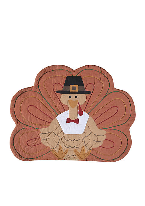 C&F Turkey Placemat