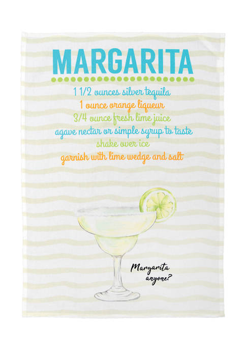 C&F Margarita Kitchen Towel