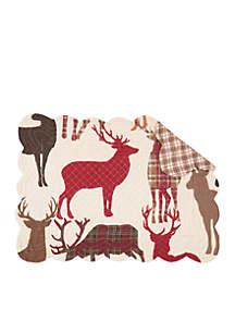 Colton Deer Placemat