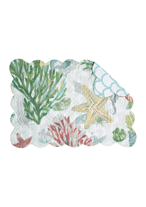 C&F Shellwood Placemat