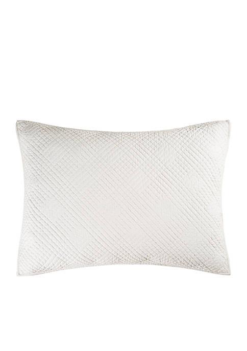 Hampton Soft White Standard Sham
