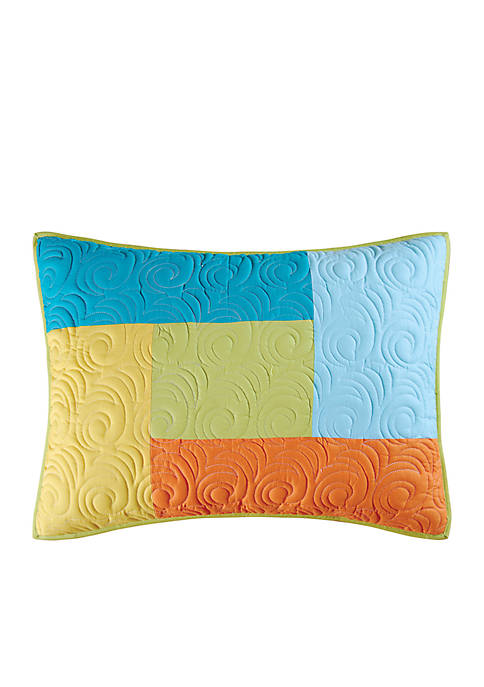 C&F Tropic Escape Standard Sham