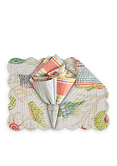 C&F Clearwater Placemat and Napkin