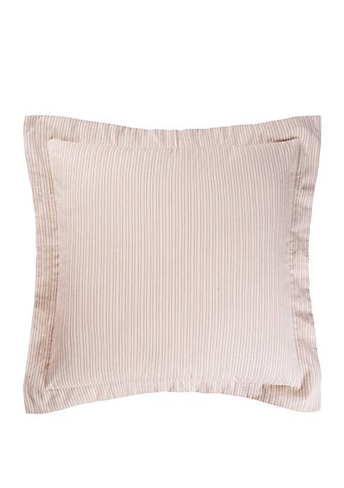 C&F Vineyard Dreams Euro Sham 26-in.