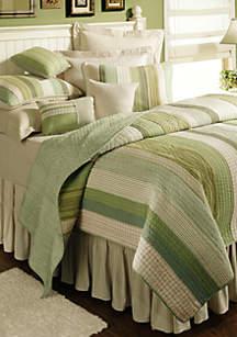 Vineyard Dreams Twin Bedskirt 14-in. drop