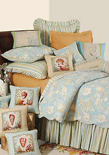 Natural Shells Quilt Collection - Online Only