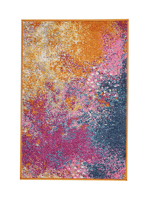 Passion 1.10 ft x 2.10 ft Area Rug