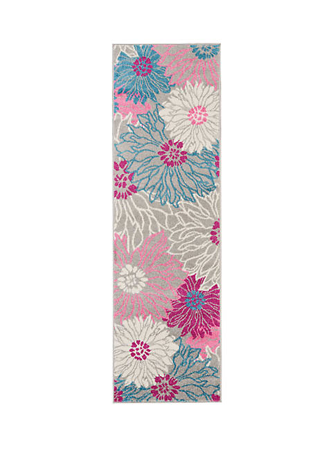 Nourison Passion 1.1 Foot x 6 Foot Rug