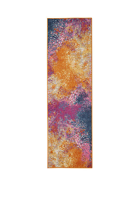 Passion 1.10 ft x 6 ft Area Rug