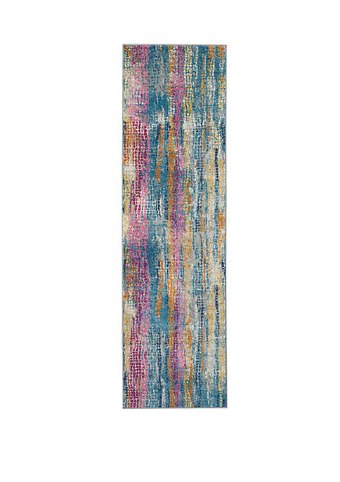 Passion 2 ft 2 in x 7 ft 6 in Area Rug