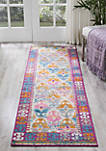 2 ft 2 in x 7 ft 6 in Passion Area Rug