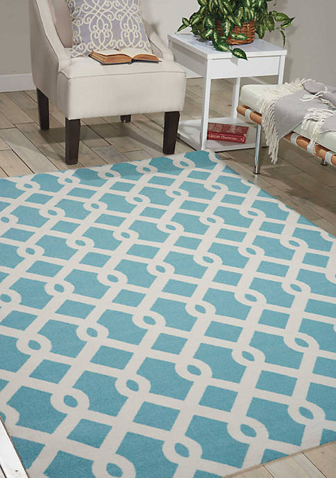 Sun & Shade 2 ft 3 in x 3 ft 9 in Area Rug