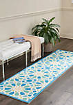 Sun & Shade 2 ft 3 in x 8 ft Area Rug
