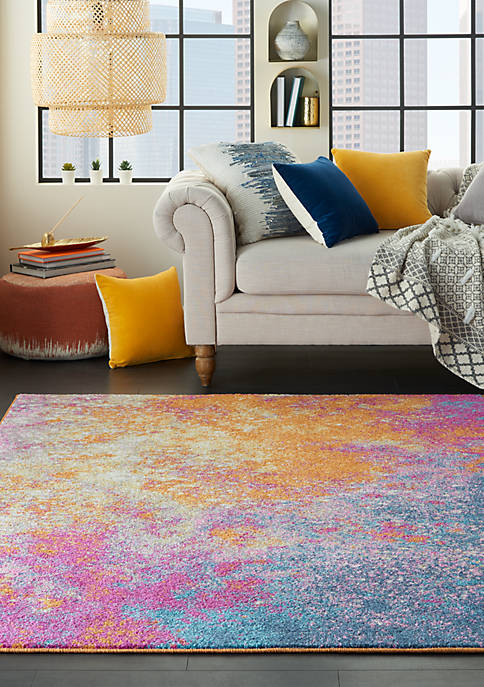 3 ft 9 in x 5 ft 9 in Passion Area Rug