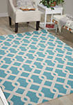 Sun & Shade 4 ft 3 in x 6 ft 3 in Area Rug