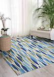 Sun & Shade 5.3 ft x 5.3 ft Area Rug