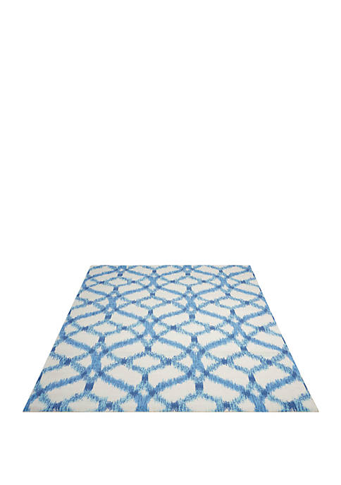 Sun & Shade 5.3 ft x 5.3 ft Area Rug