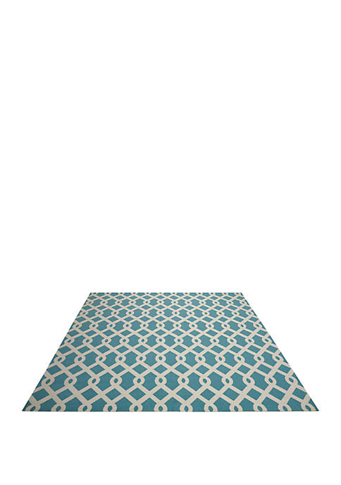 Sun & Shade 5 ft 3 in x 5 ft 3 in Area Rug