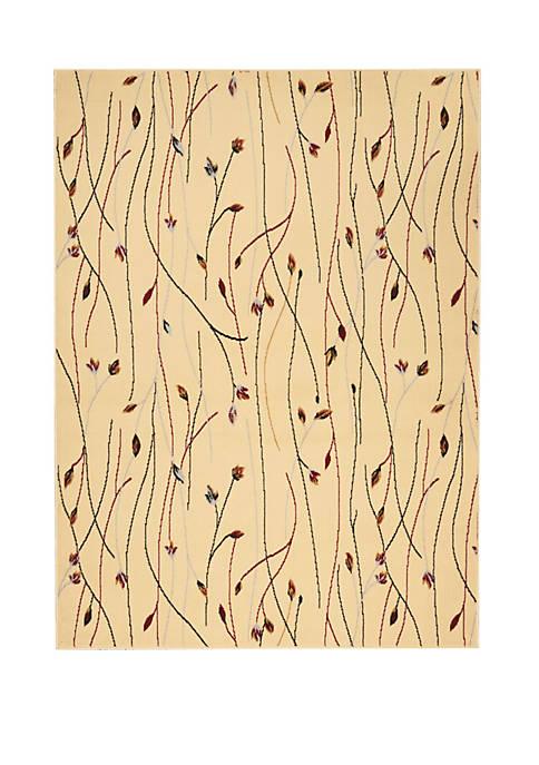 Nourison Grafix 5.3 ft x 7.3 ft Rug