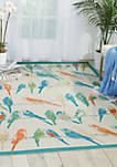5 ft 3 in x 7 ft 5 in Sun and Shade Area Rug