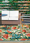 Sun & Shade 5 ft 3 in x 7 ft 5 in Area Rug