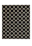 Grafix 7.10 ft x 9.10 ft Area Rug