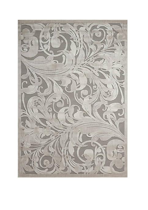 Nourison Graphic Illusions 7.9 ft x 10.10 ft