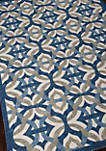 Sun & Shade 7 ft 9 in x 10 ft 10 in Area Rug