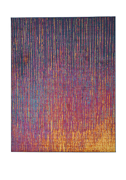 8 ft x 10 ft Passion Area Rug