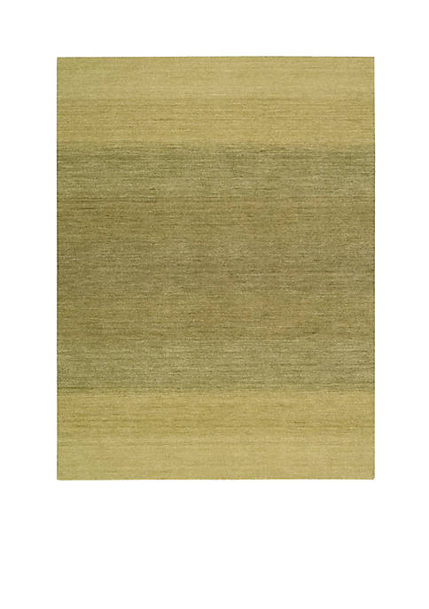 "Linear Glow Verbana Area Rug 76"" x 23"""