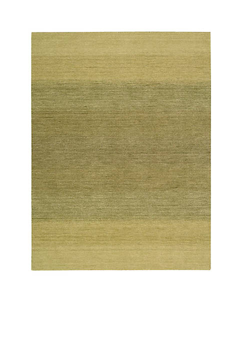 Nourison Linear Glow Verbana Area Rug 6 x