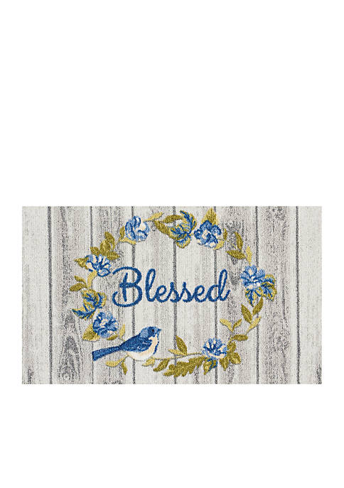 Blessed Welcome Mat