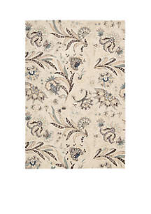 Gatsby Ivory Area Rug - Online Only