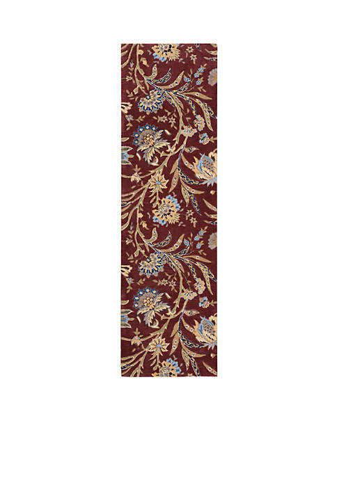Nourison Gatsby Multi-Colored Area Rug 8 x 23""