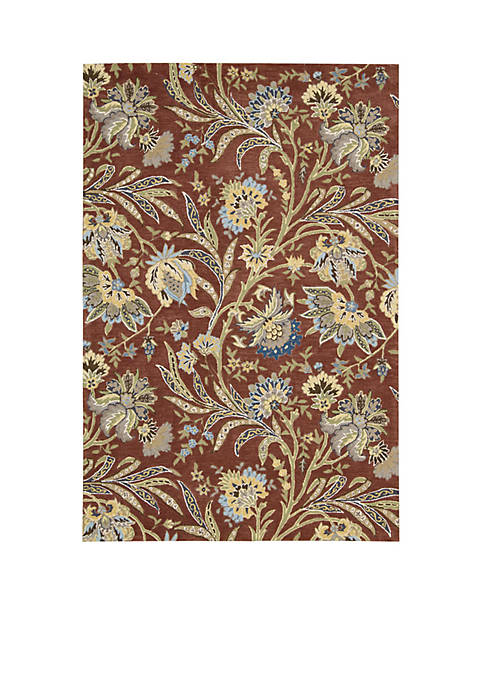 "Gatsby Multi-Colored Area Rug 59"" x 39"""