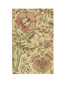 Nourison Global Awakening Imperial Dress Antique Area Rugs - Online Only