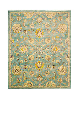 Jaipur Light Blue Area Rug 8 x 22""