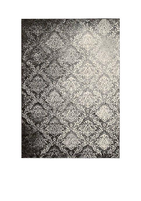 """Santa Barbara Royal Shimmer Grey Area Rug 59"""""""