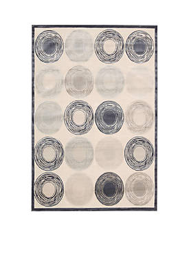 """Bel Air Prelude Ivory Area Rug 21"""" x 7"""