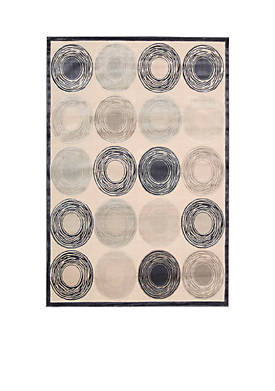 """Bel Air Prelude Ivory Area Rug 411"""" x 7"""