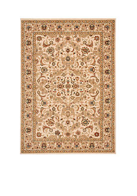 """Lumiere Royal Countryside Beige Area Rug 36"""" x 56"""""""