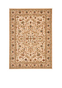 Lumiere Royal Countryside Beige Area Rug 7'9\