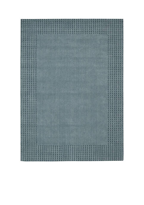 "Cottage Grove Ocean Area Rug 106"" x 8"