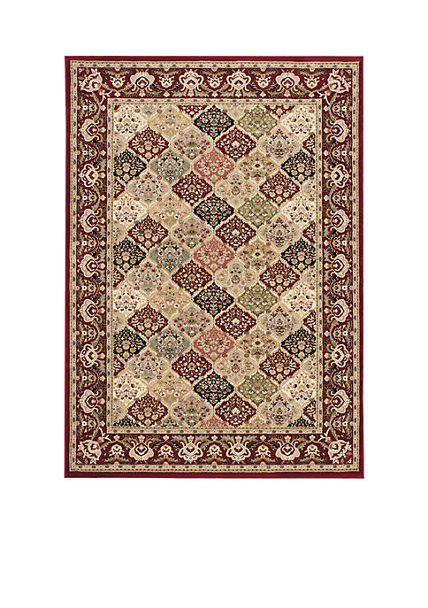"Antiquities Multicolor Area Rug 39"" x 59"""