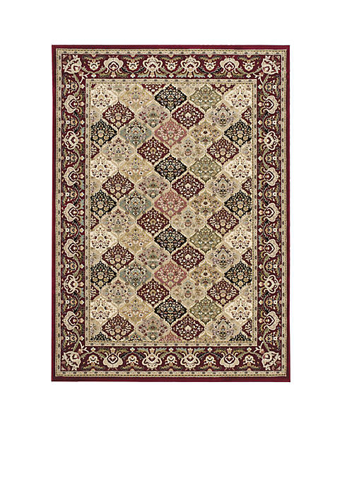 Nourison Antiquities Multicolor Area Rug 7¿10¿ x