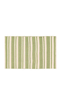 Mesa Stripe Accent Rug - Online Only