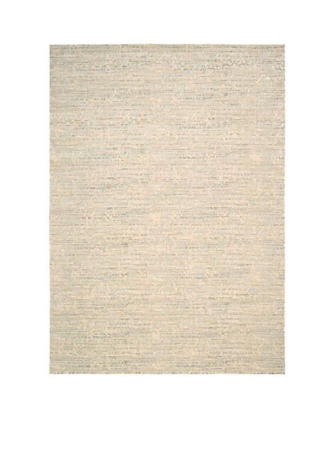 "Nepal Sand Area Rug 75"" x 53"""