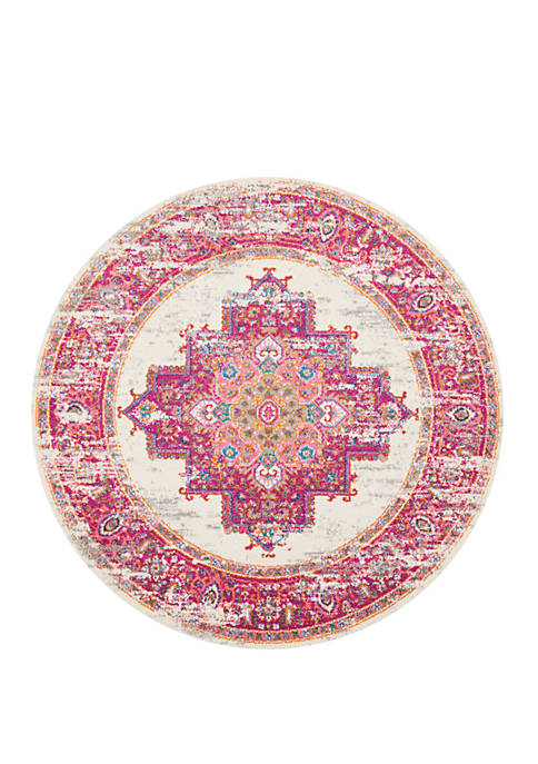 Nourison Passion 4 ft Round Rug