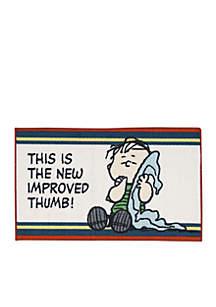 Linus™ and Blanket Rug