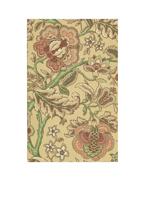 Global Awakening Imperial Dress Antique Area Rug 8 x 10